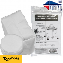 Dustless Technologies™ Wet/Dry Washable Permanent Filters