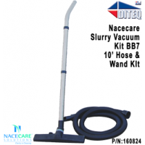 Nacecare™ BB7 Wet Vacuum 10' Hose & Wand KIt