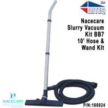 Nacecare™ BB7 Wet Vacuum 10' Hose & Wand KIt