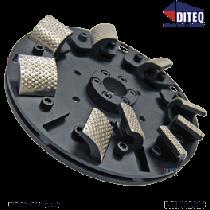 TG-8 Vacuum Brazed Grinding Plates