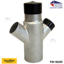 Dustless Technologies™  Hose Spliter For DROID Vacuums