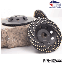 "5"" Vacuum Brazed Bead Wheels"