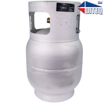 Propane Tank, Aluminum for Brunishers & Polishers