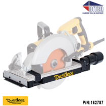 Dustless Technologies™ DustBuddie for Worm Drive Saw