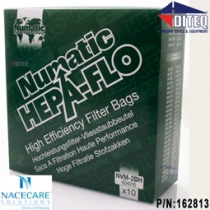 Economy Filter Bag, [10 Pack] 4-Gal Nacecare Charles