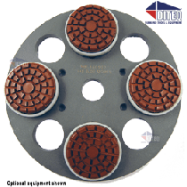 "2"" Polishing Pads Wet/Dry Semi Metal"