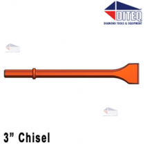 "3"" Chisel 24"" [Blue]"