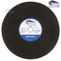"Ductile High Speed Abrasive Blades 14"" X .125"""