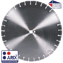 C-43AX Arix 10mm Pro Concrete Blades