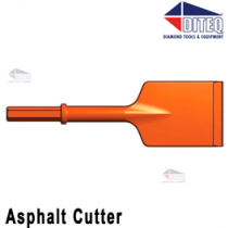 "Asphalt Cutter 11"" [Red]"