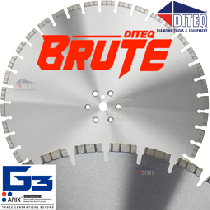 C-51AX BRUTE Wall Saw [Flush Cut]