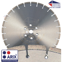 "C-42AX10 20"" x .250"" [Flush Cut] Wall Saw / Curb Cut Blades"