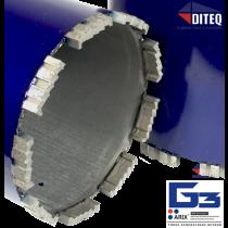 C-41AX Arix G3 Pro Short Wet/Dry Reinforced Concrete Bits