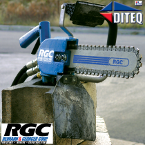 RGC™ C50 Mini Hydraulic Chain Saw 15""