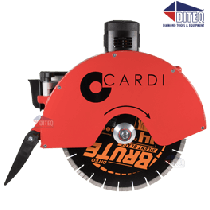 "Cardi PE-400 16"" Electric Hand Saw"