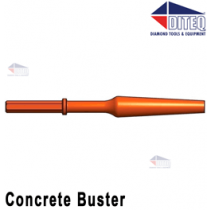 "Concrete Buster 14-1/2"" [Red]"