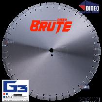 """C-63AXBRH BRUTE 30"""" x .187"""" x 1"""""""
