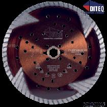 Stone Fire Turbo Rim Blades