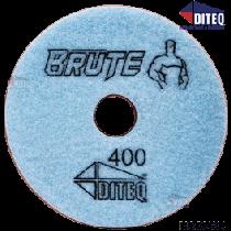 BRUTE Wet Polishing Pads For Granite