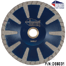 "5"" Dish Turbo Convex Blade"