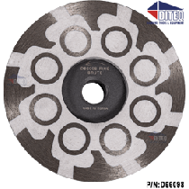 "BRUTE 4"" Wet/Dry Resin Filled Cup Wheels (Fine Grit)"