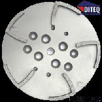 "10"" Concrete Floor Grinding Head 10-Segment"