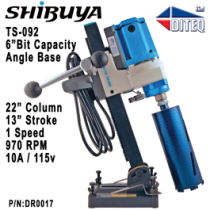 Shibuya™ TS-092AB Compact 970 RPM