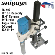 Shibuya™ TS-402 Angle Base Core Drill