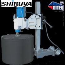 Shibuya™ TS-603 Fixed Base, Core Drills, 3-Speed