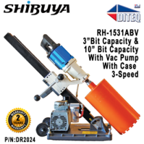 Shibuya™ RH-1531ABV With Vacuum Pump