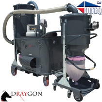 DRAYGON™ PV18 410 CFM Vacuum With Generator