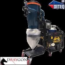 DRAYGON™ SC2DP 254 CFM Vacuum With Generator