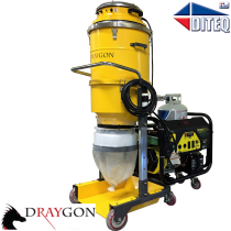DRAYGON™ New SC3DP 410 CFM Vacuum with Generator