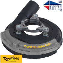 Dustless Technologies™ DustBuddie XP, 4-5""