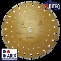 """GC-45AX Arix™ [Orange] 14""""x.125""""x1""""Arbor"""