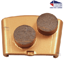 Double Round segments | Wing | Med Bond | 18/20 Grit