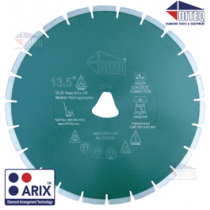 GC-42AX Green Arix Liberty Bell Blades 10mm
