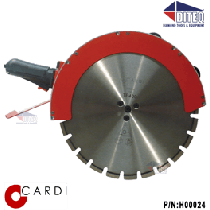 "Cardi TP-400-FC Flush Cut 16"" 230v Electric Hand Saw"