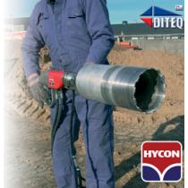 "Hycon™ HCD50-200 2""-14"" Hydraulic Core Drill"