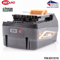 Keyang™ Battery 18v 5.0Ah Charge Level indicator