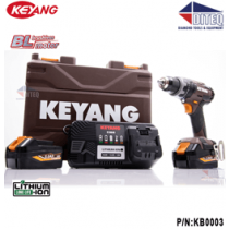 "18V 1/2"" Drill/Driver Hammer, Brushless, Kit"