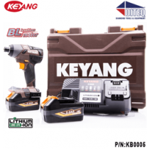 "18V 1/4"" Hex, Impact Driver, Brushless, Kit"