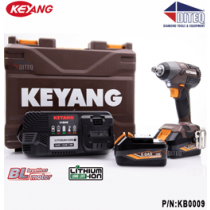 "18V 1/2"" Impact Wrench Brushless Kit"