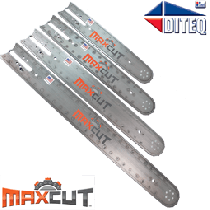 "Maxcut™ ICS 880/890 10"" Stealth Guide Bar .465"" Pitch"