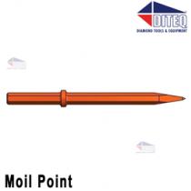 """Moil Point 24"""" [Blue]"""