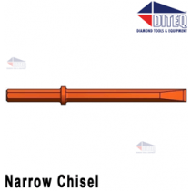 "Narrow Chisel 14"" [White]"