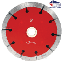 """Sandwich TP-33D Double 4.5"""" x .250"""" x 7/8""""-5/8"""" Tuckpointing Blades"""
