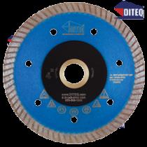 DITEQ™ S-32 Raised Hub Blades Porcelain, Ceramic, Stone