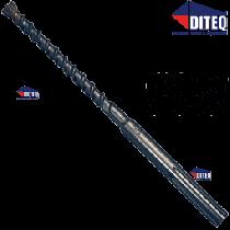 """SDS-Max 1/2"""" x 13"""" Hammer Drill Bit"""