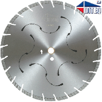 B-31 Silent Turbo Blades For Hard Brick & Stone